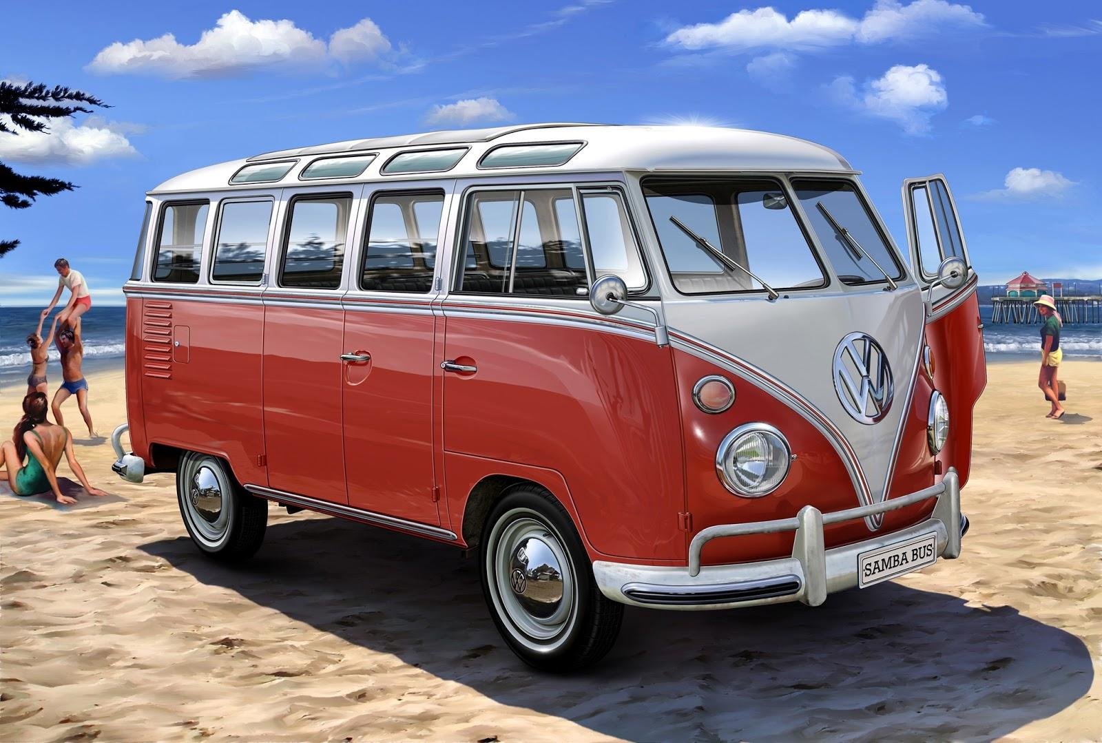 Volkswagen bus photo - 2