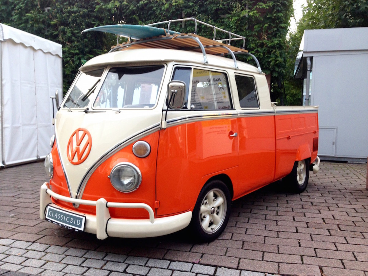 Volkswagen bus photo - 5