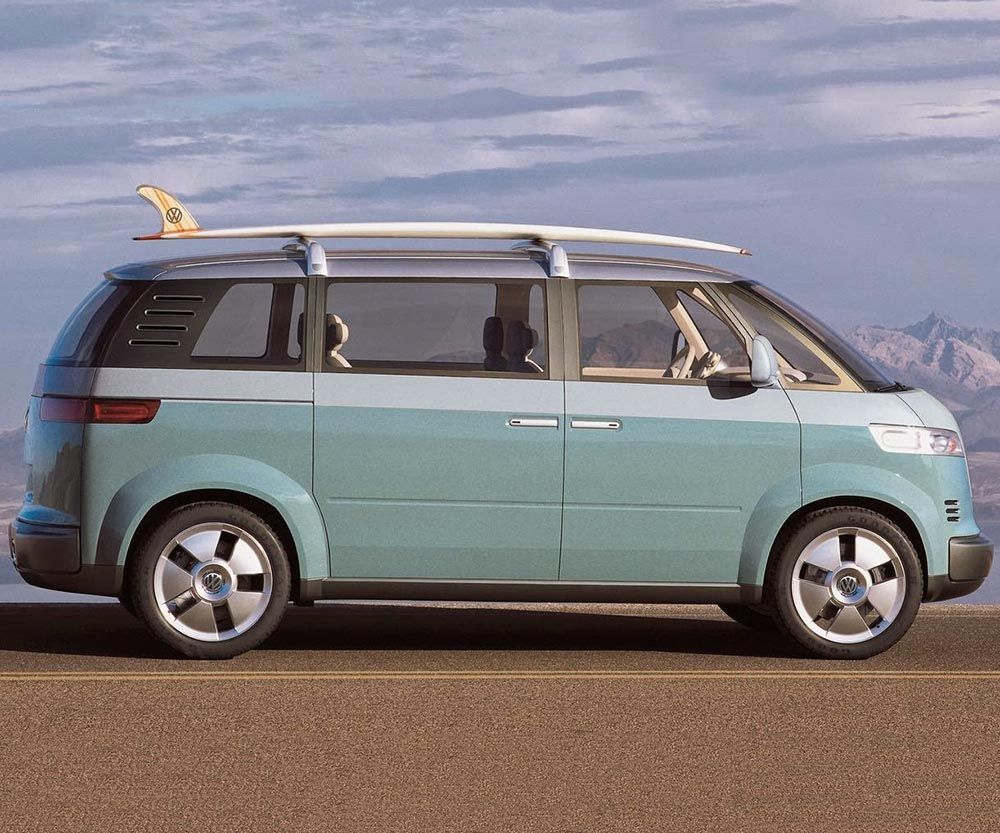Volkswagen bus photo - 9