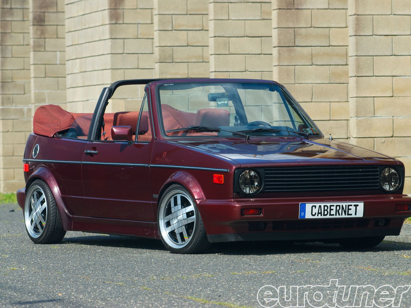 Volkswagen cabriolet photo - 10