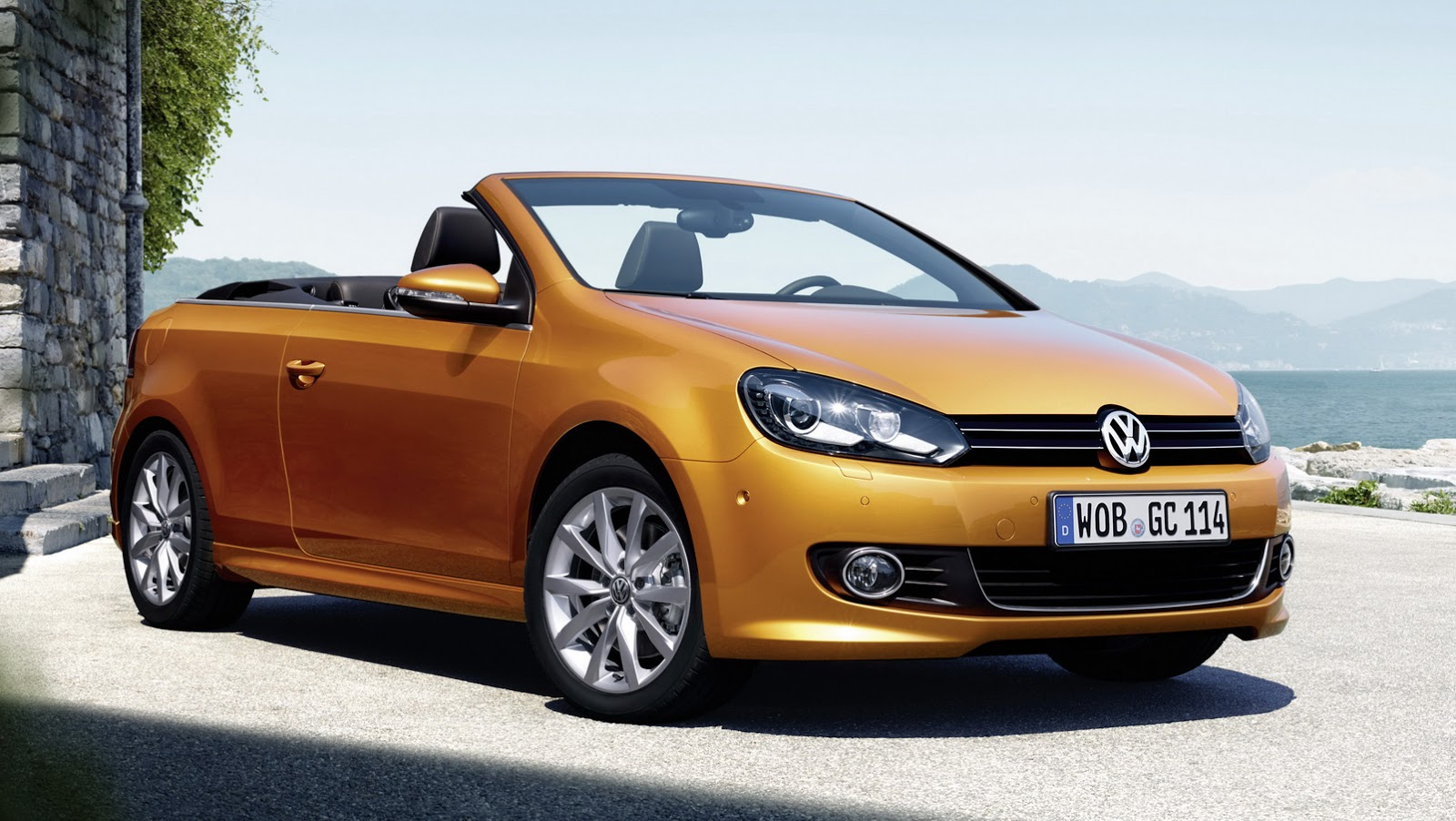 Volkswagen cabriolet photo - 2