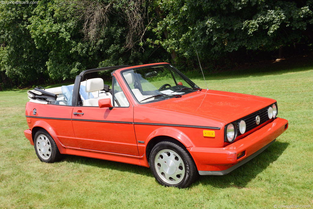 Volkswagen cabriolet photo - 6