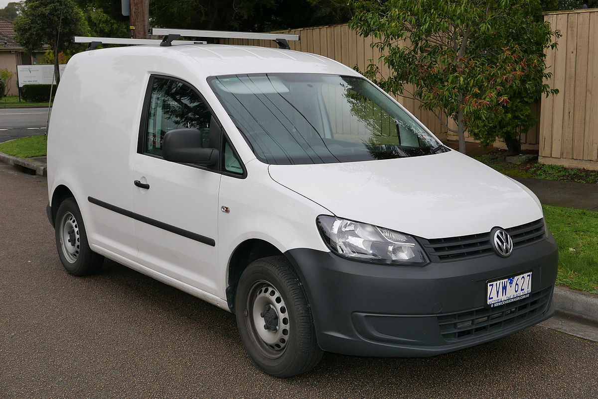 Volkswagen caddy photo - 1