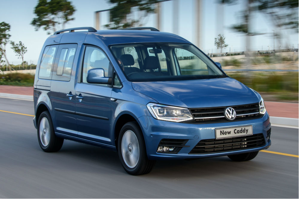 Volkswagen caddy photo - 10