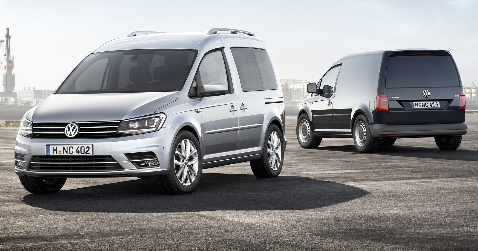 Volkswagen caddy photo - 2