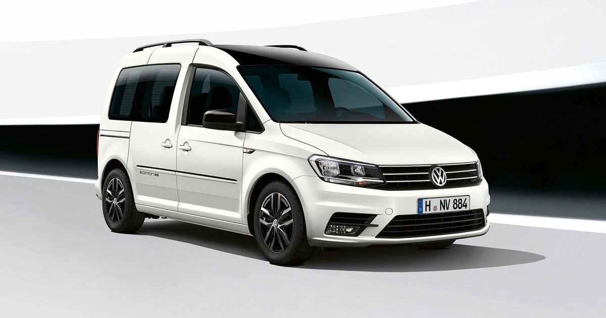 Volkswagen caddy photo - 3