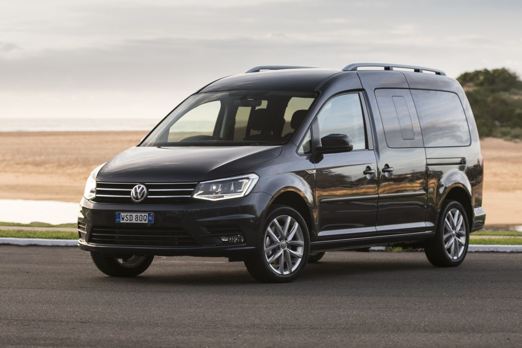 Volkswagen caddy photo - 4