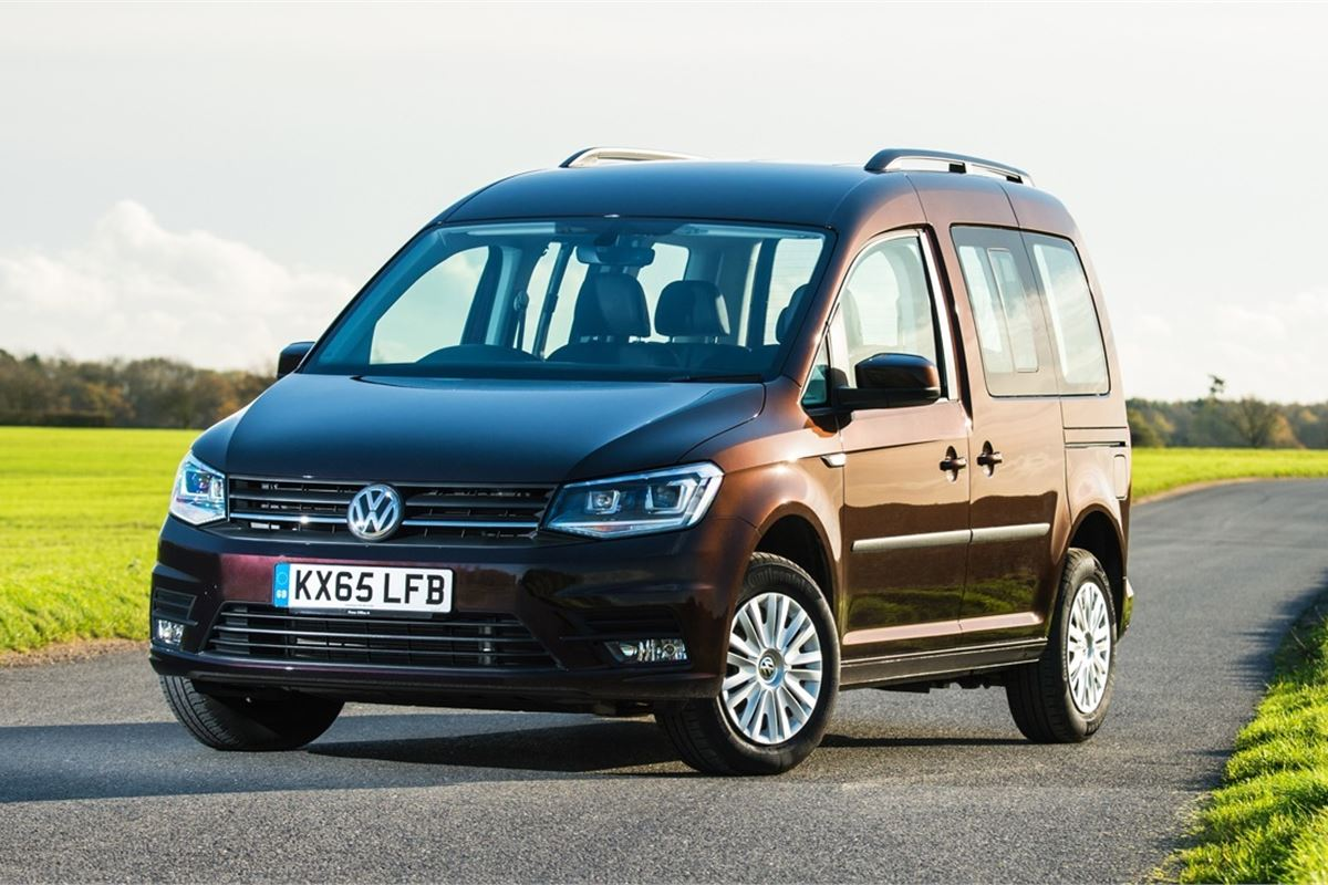 Volkswagen caddy photo - 5