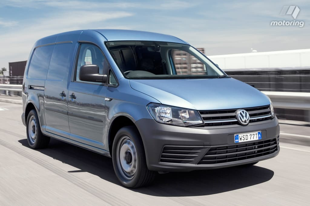 Volkswagen caddy photo - 6