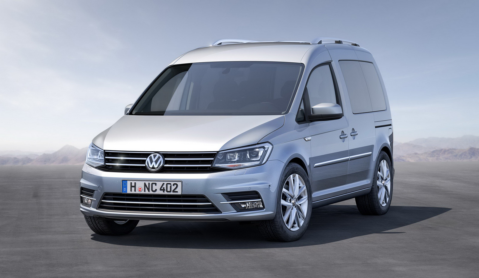 Volkswagen caddy photo - 7