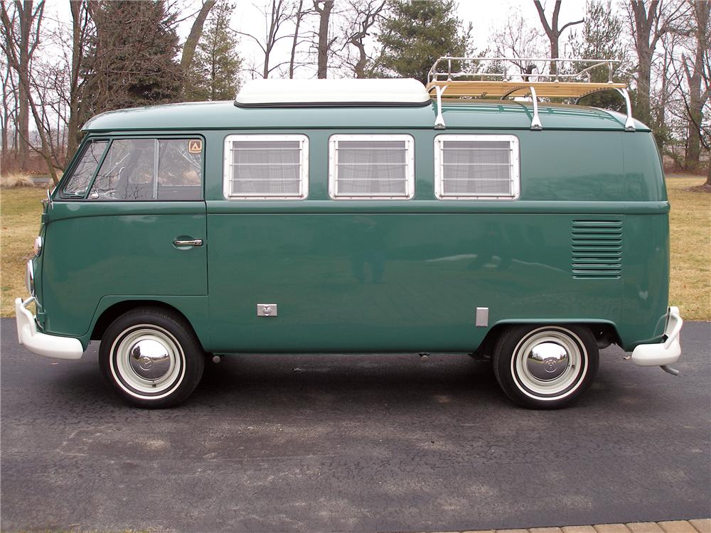 Volkswagen camper photo - 10