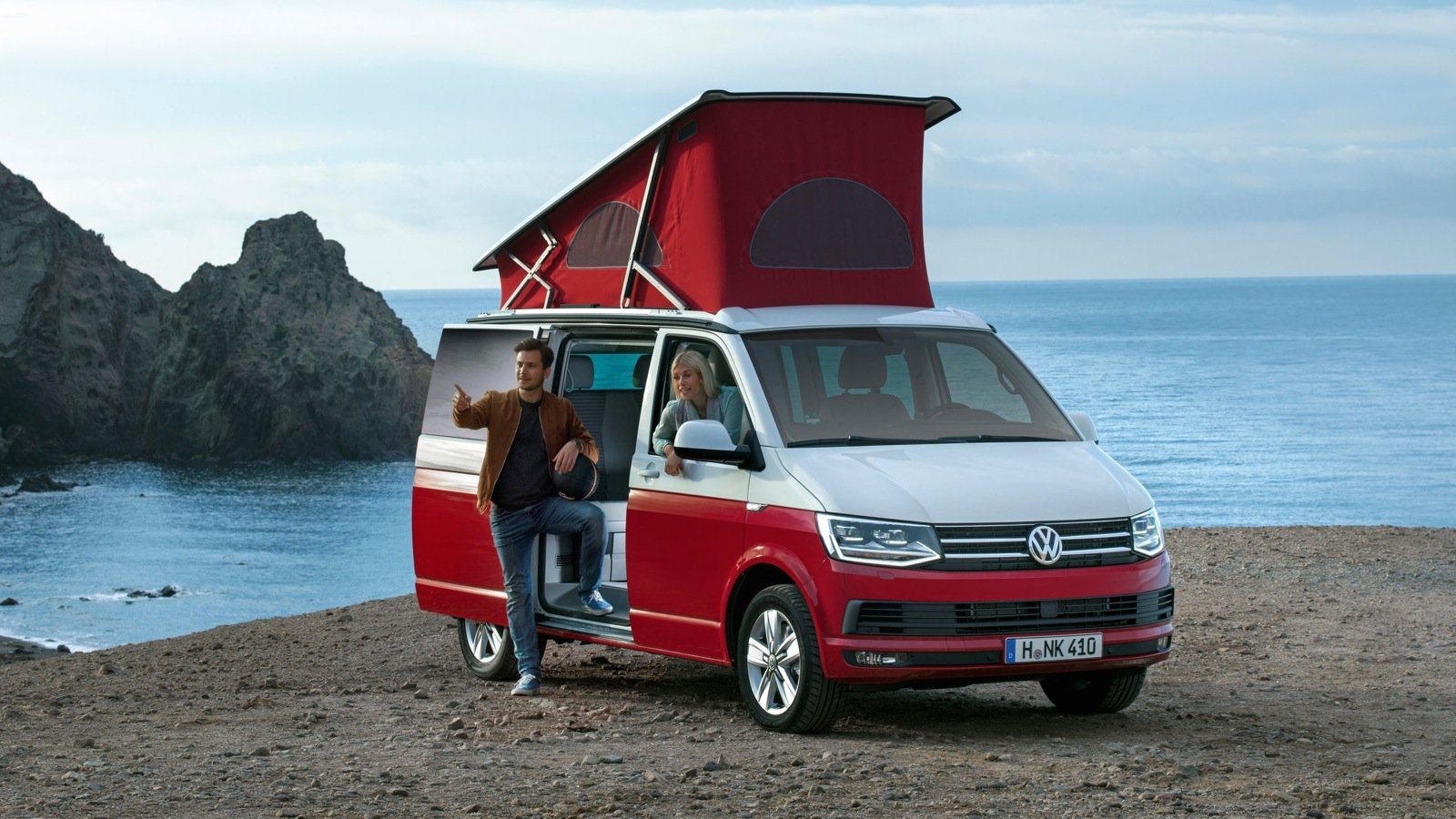 Volkswagen camper photo - 2