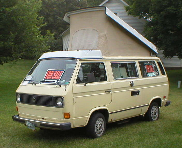 Volkswagen camper photo - 7