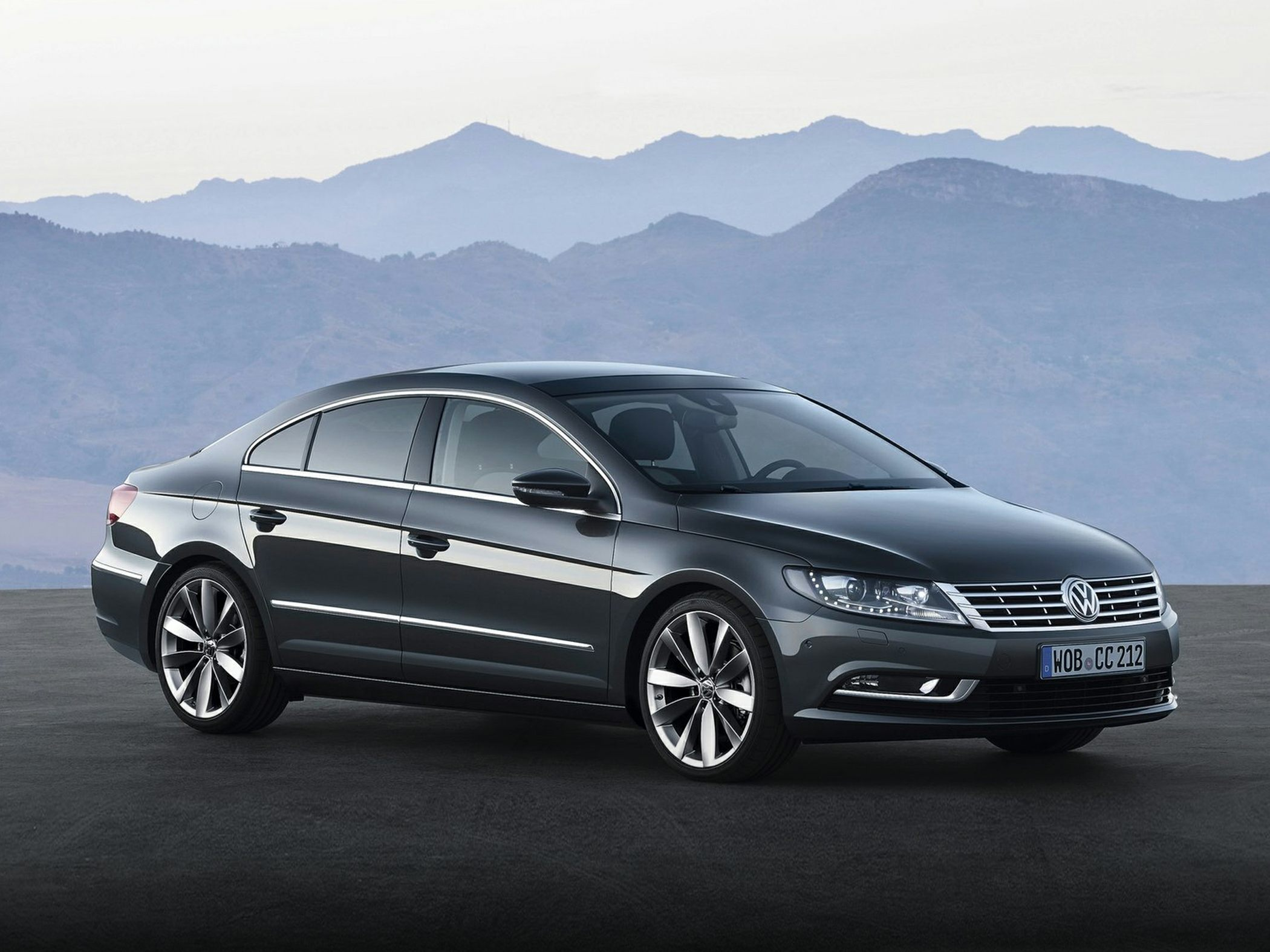 Volkswagen cc photo - 6