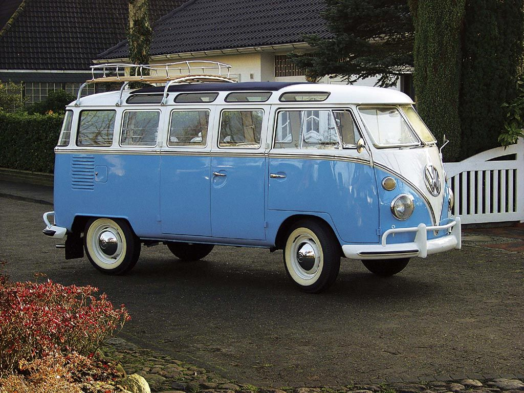 Volkswagen combi photo - 1