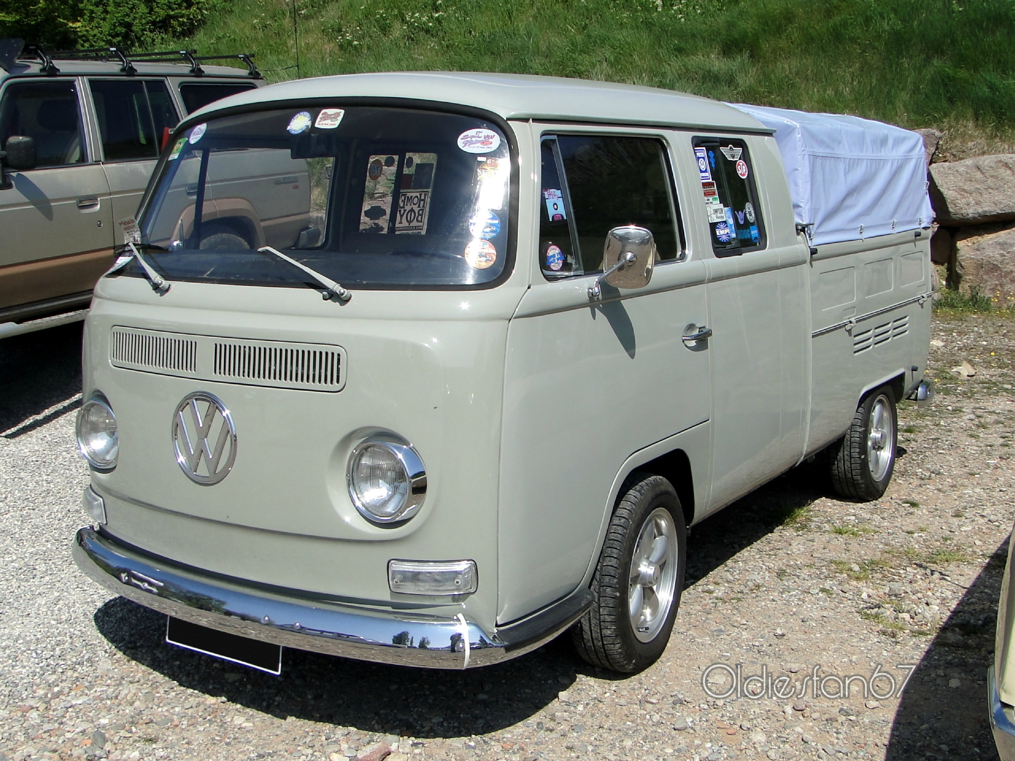 Volkswagen combi photo - 10