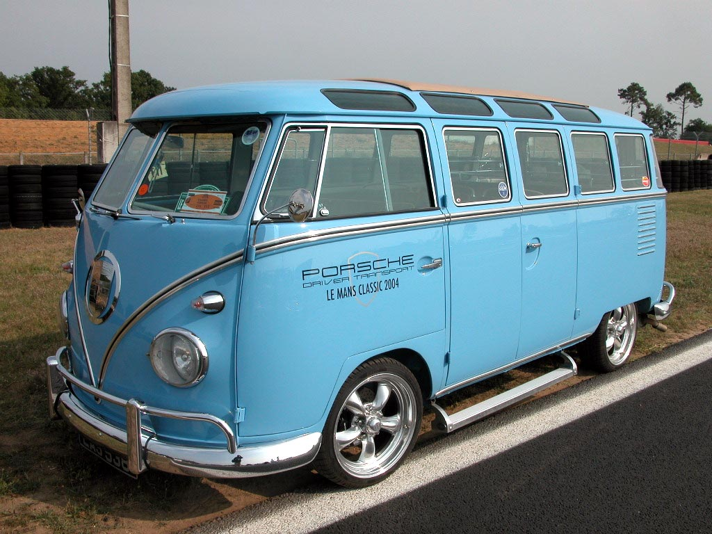 Volkswagen combi photo - 3
