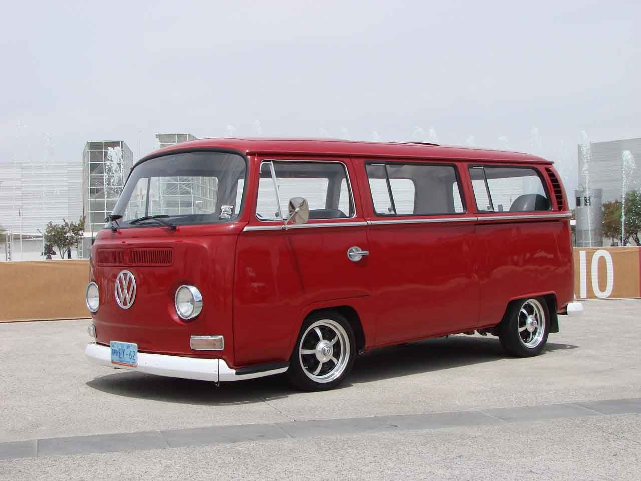Volkswagen combi photo - 4