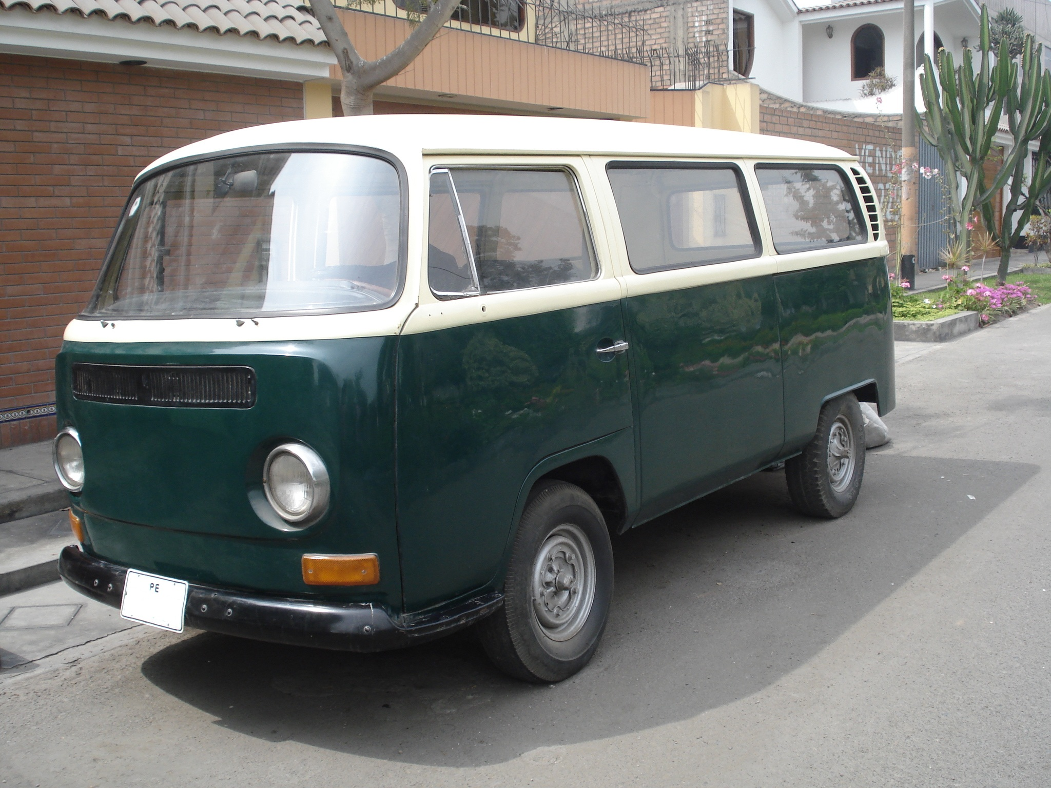 Volkswagen combi photo - 5