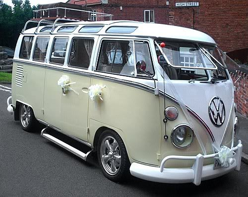 Volkswagen combi photo - 8