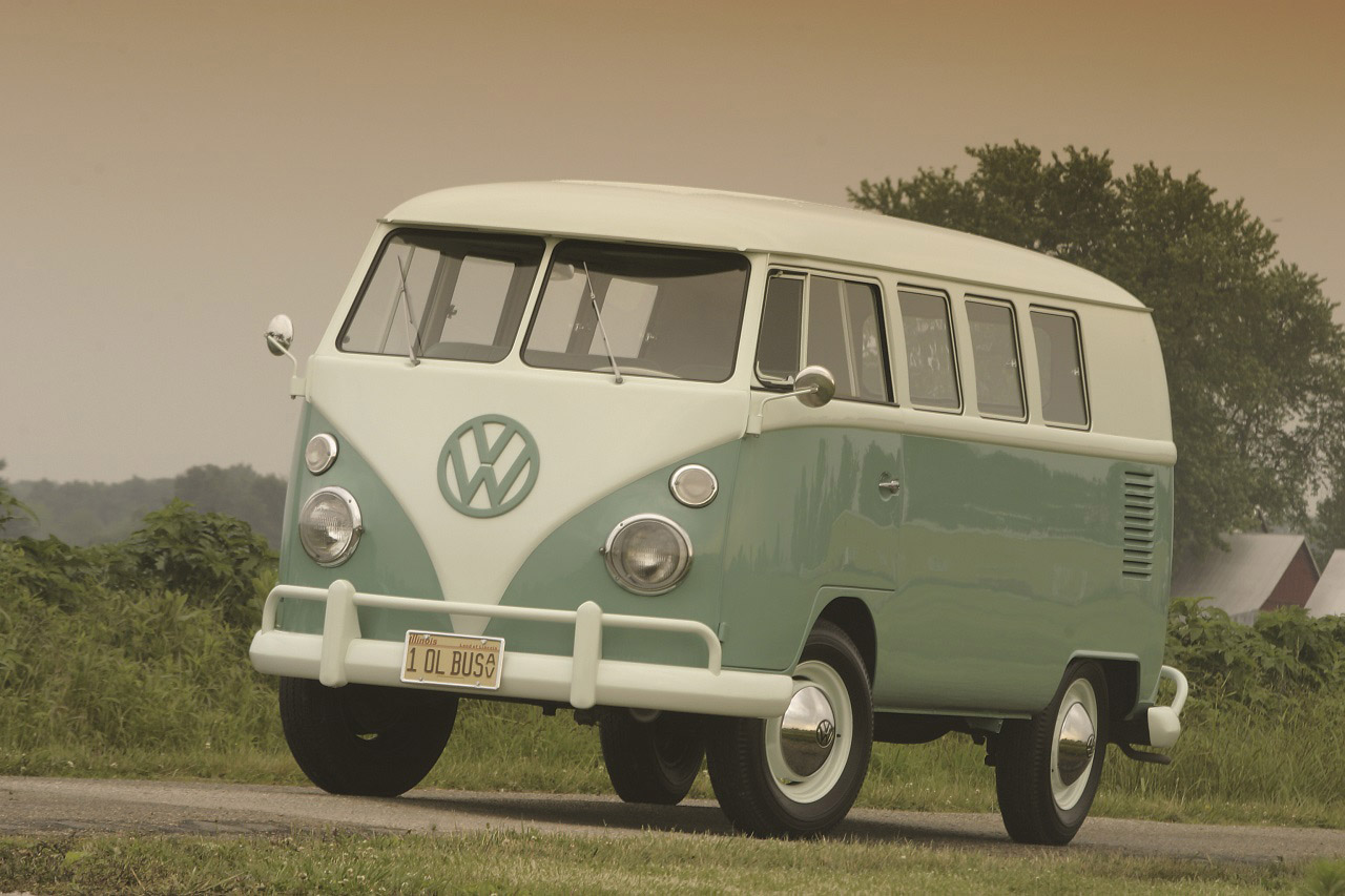 Volkswagen combi photo - 9