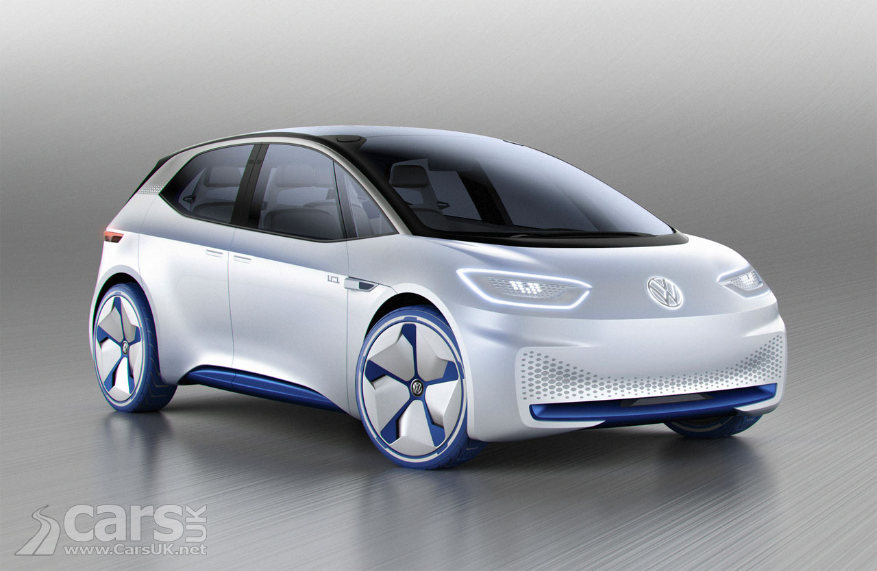 Volkswagen concept photo - 1