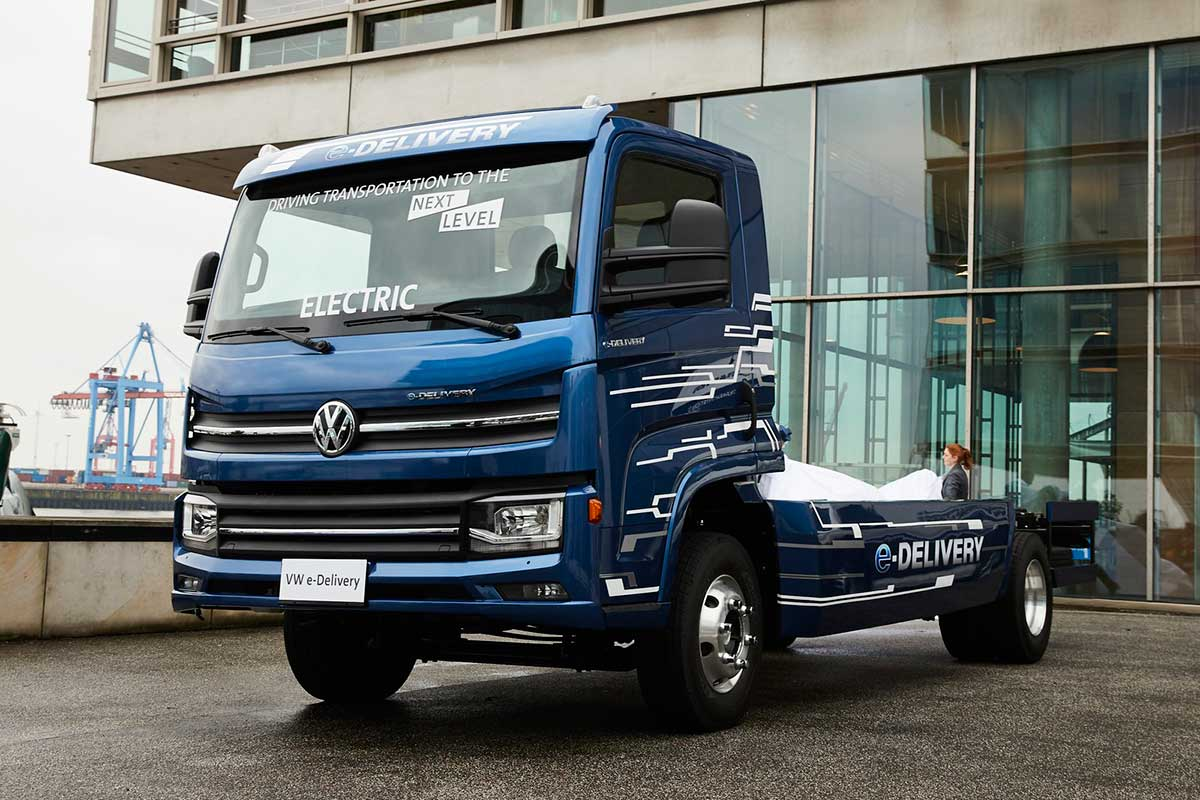 Volkswagen delivery photo - 8