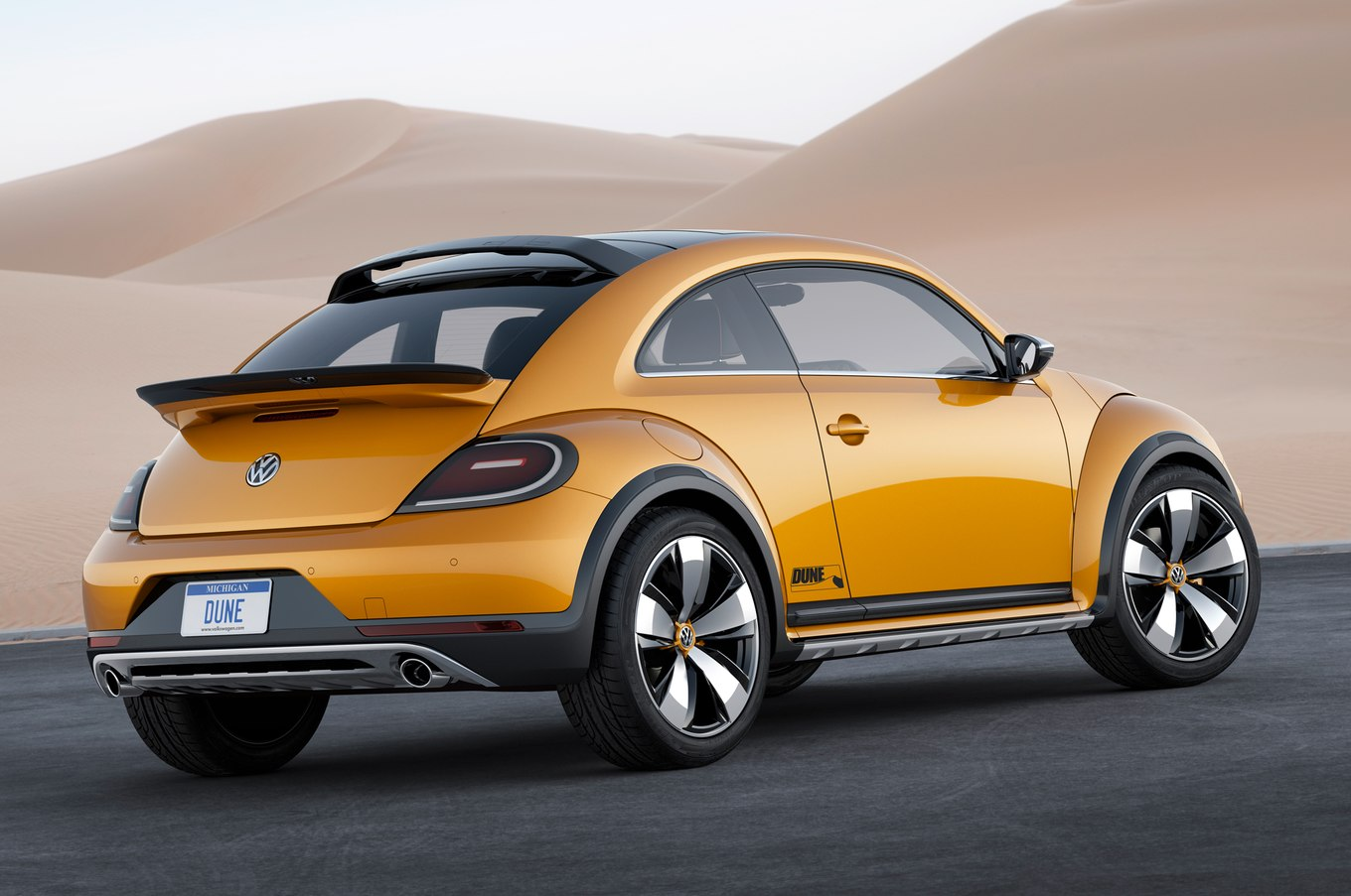 Volkswagen dune photo - 1