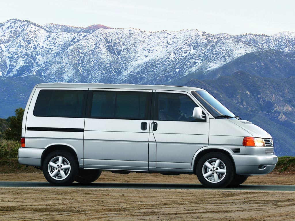 Volkswagen eurovan photo - 10