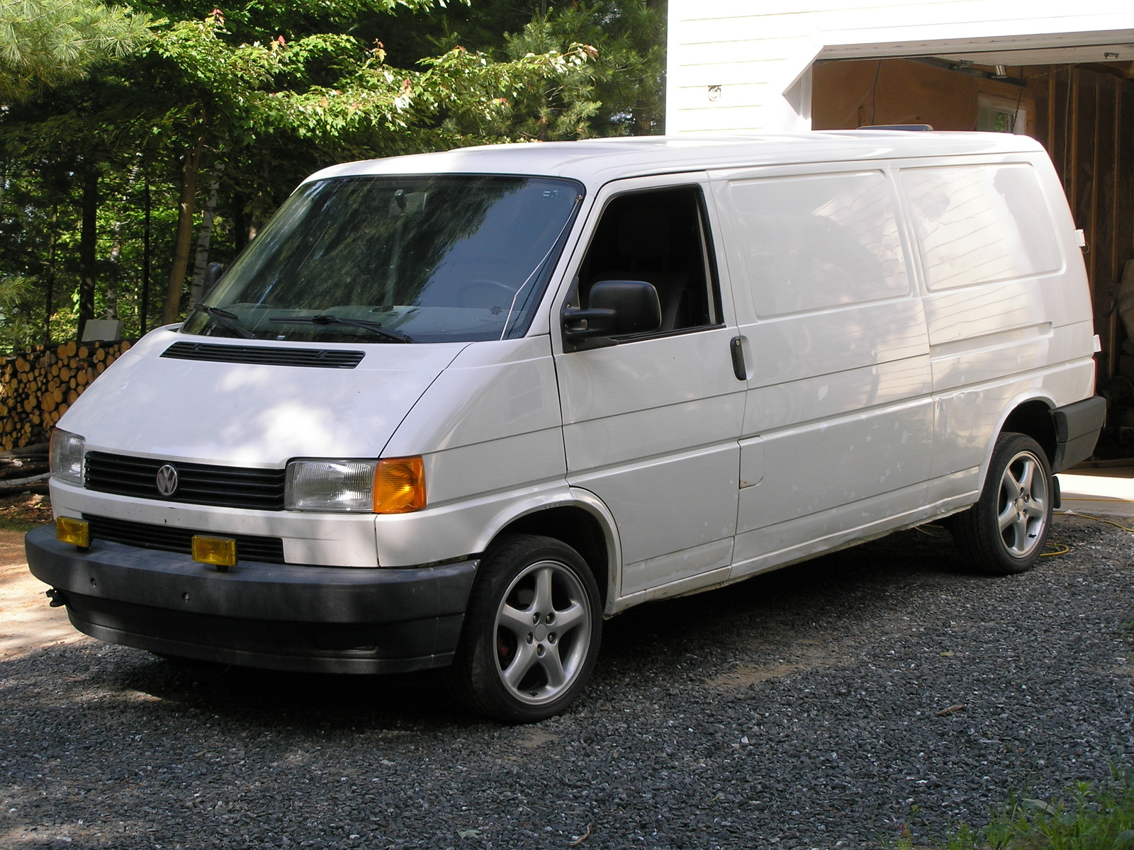 Volkswagen eurovan photo - 6