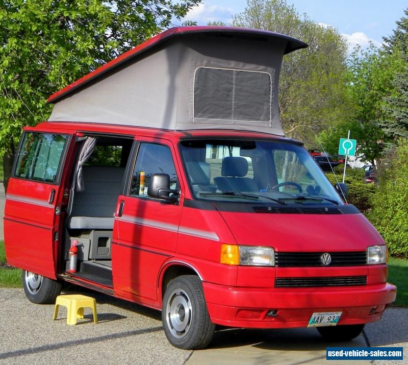 Volkswagen eurovan photo - 7