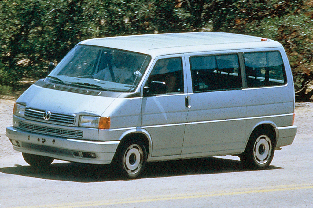 Volkswagen eurovan photo - 8
