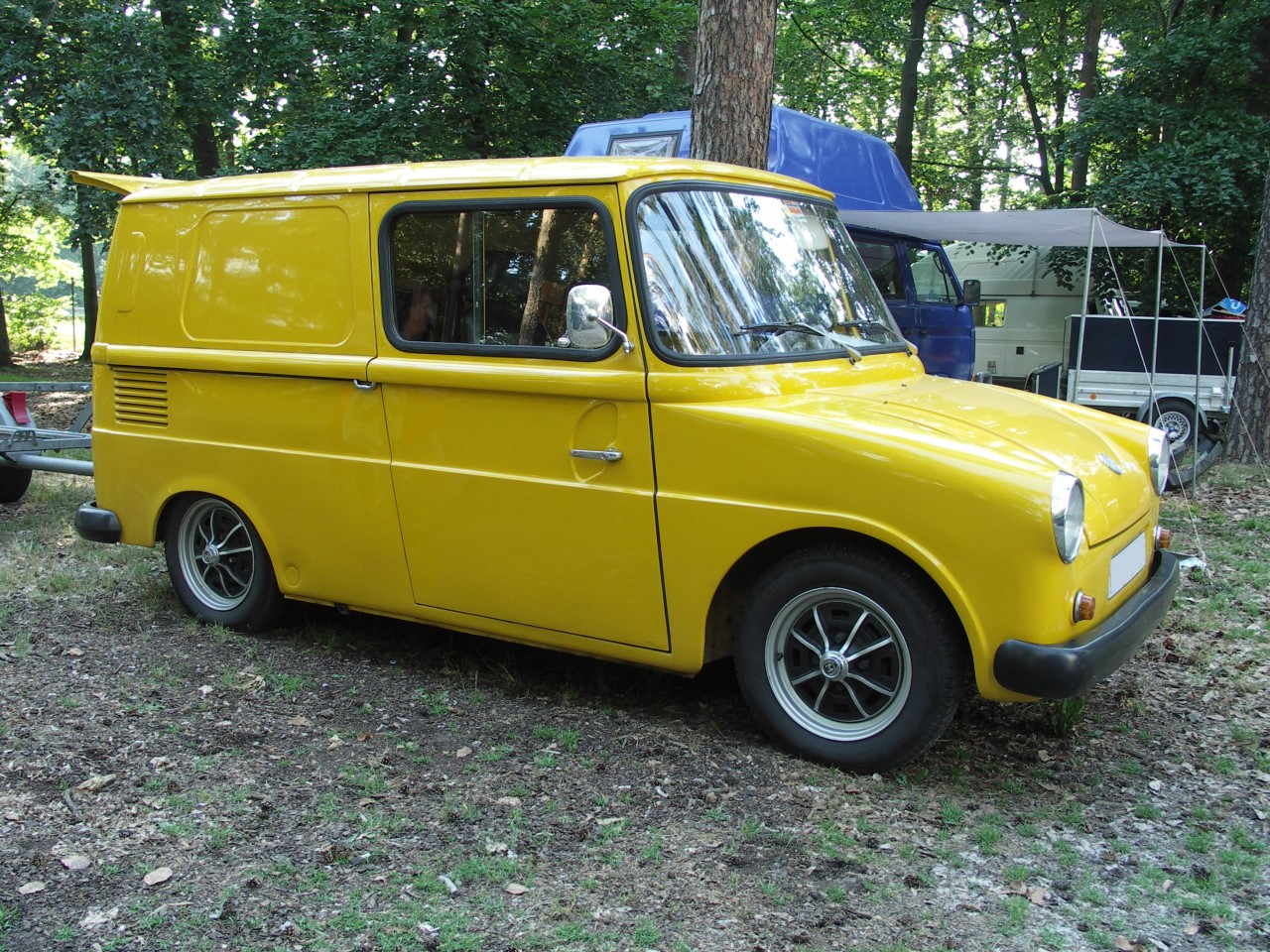 Volkswagen fridolin photo - 1