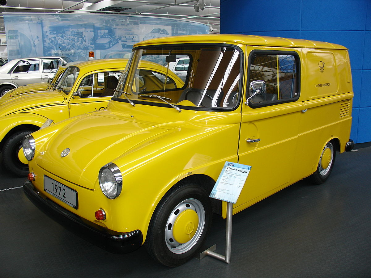 Volkswagen fridolin photo - 3