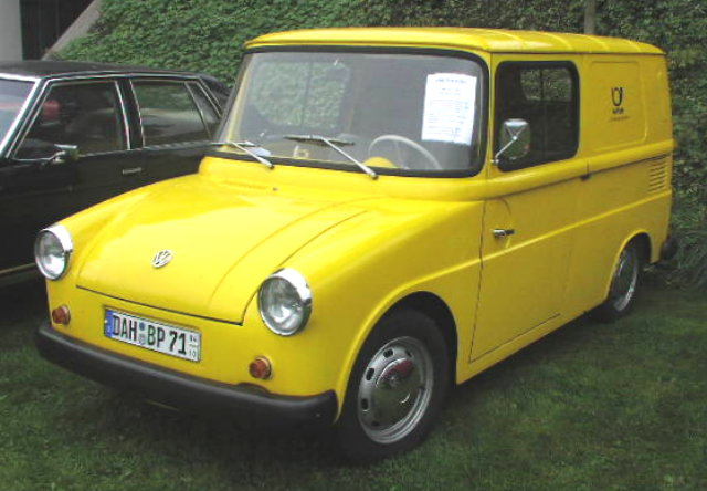 Volkswagen fridolin photo - 4