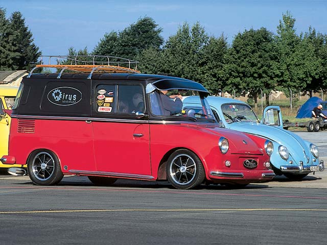 Volkswagen fridolin photo - 7