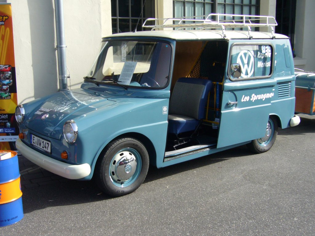 Volkswagen fridolin photo - 8