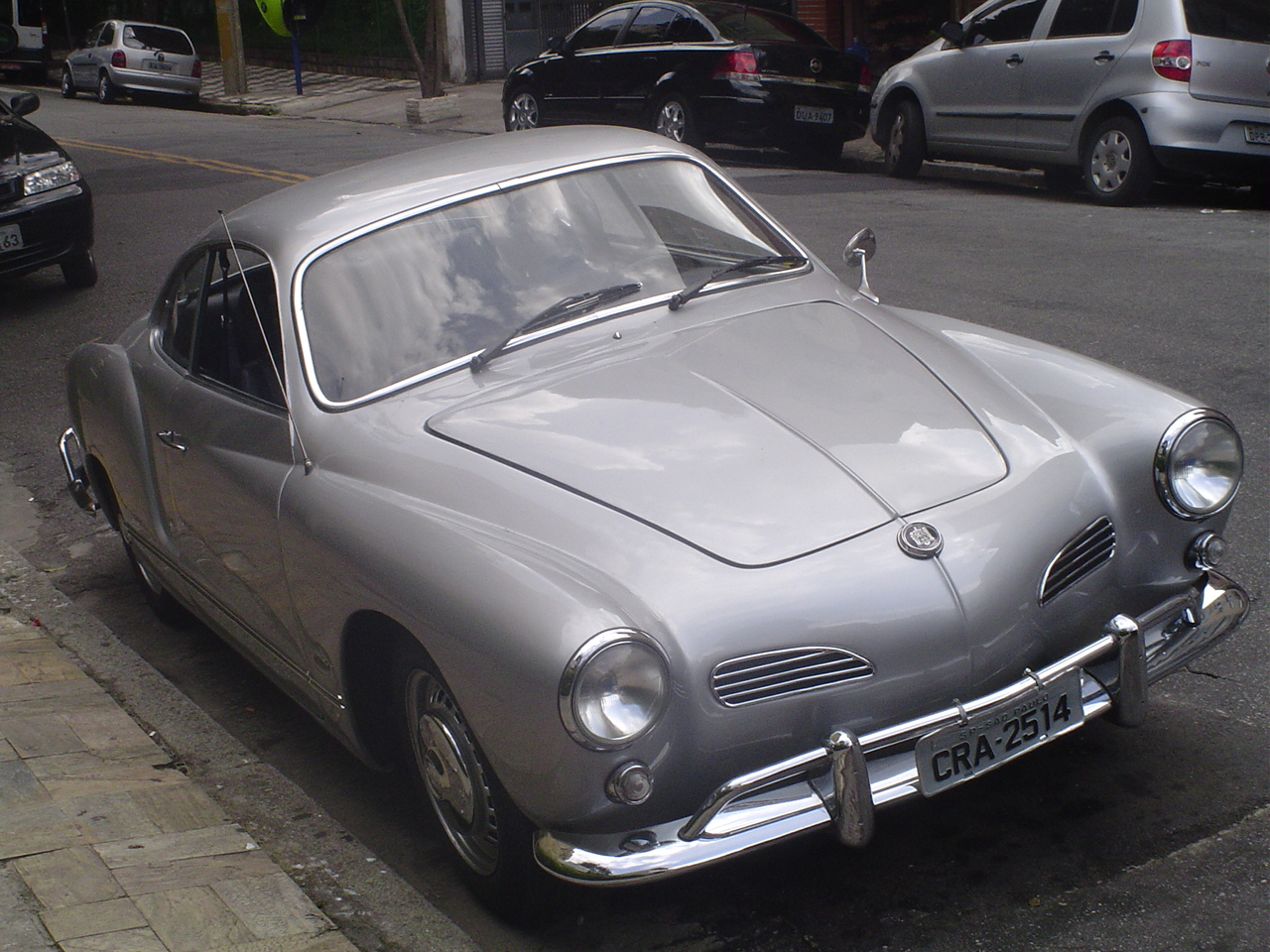 Volkswagen karmann photo - 10