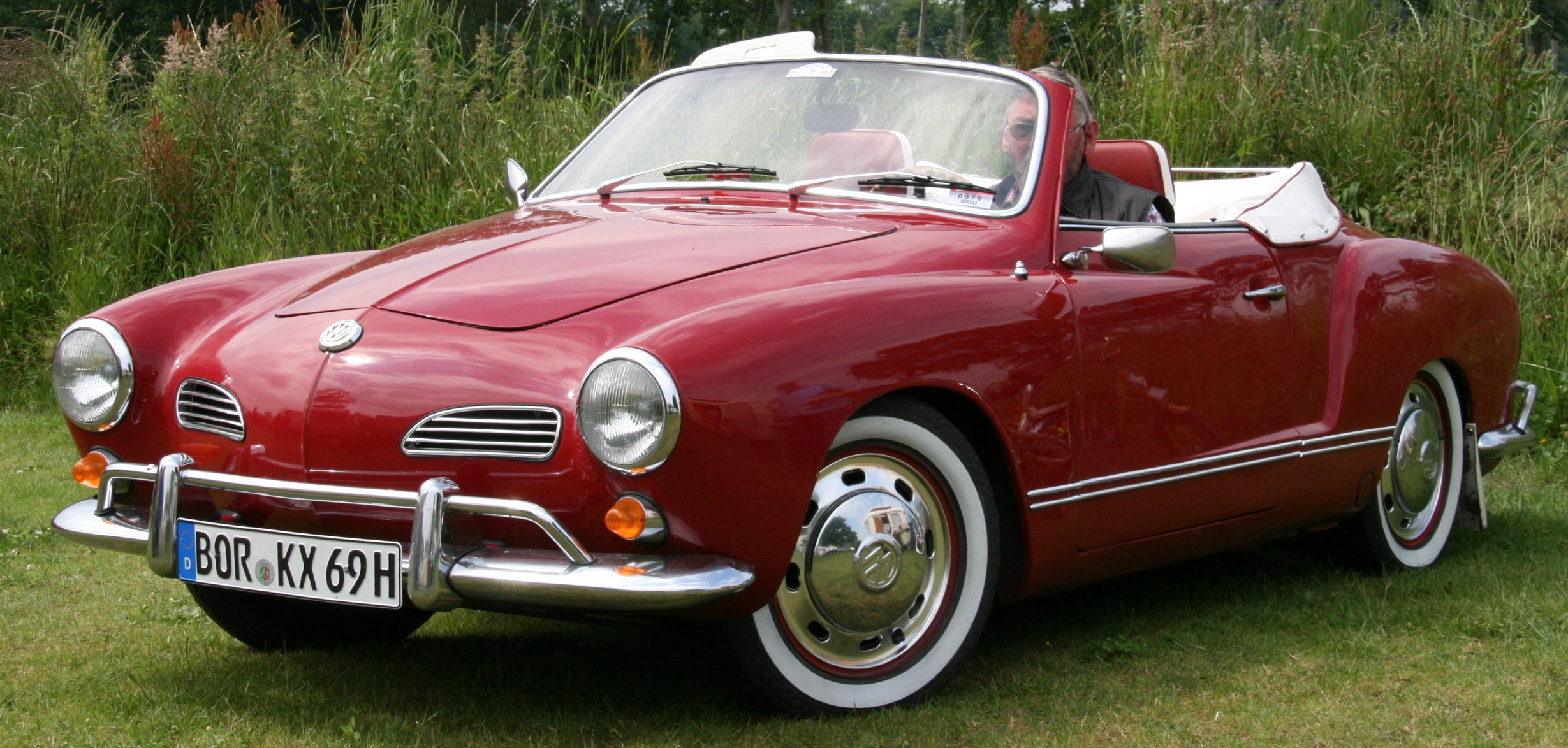 Volkswagen karmann photo - 4