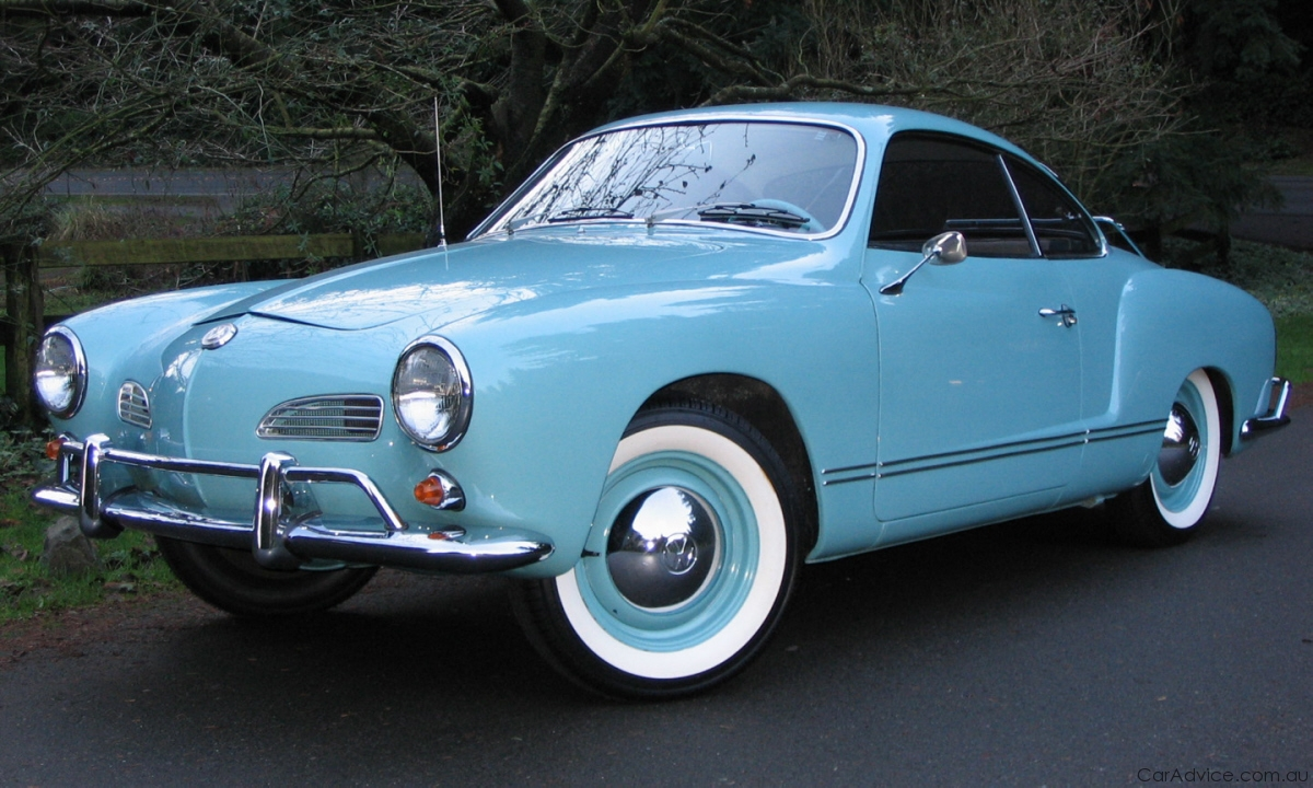Volkswagen karmann photo - 8