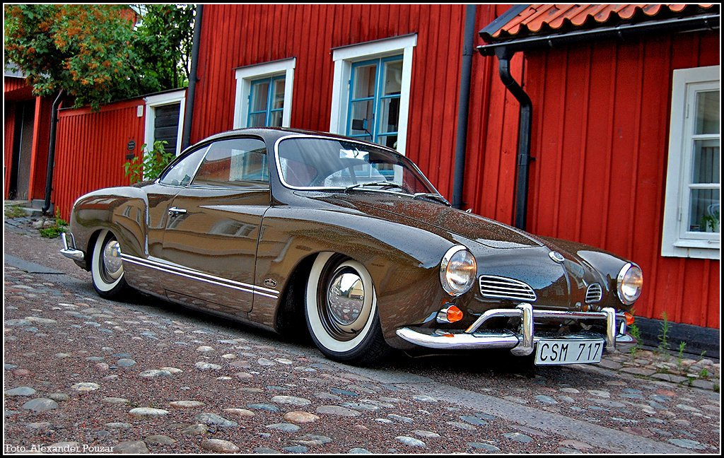 Volkswagen karmann photo - 9