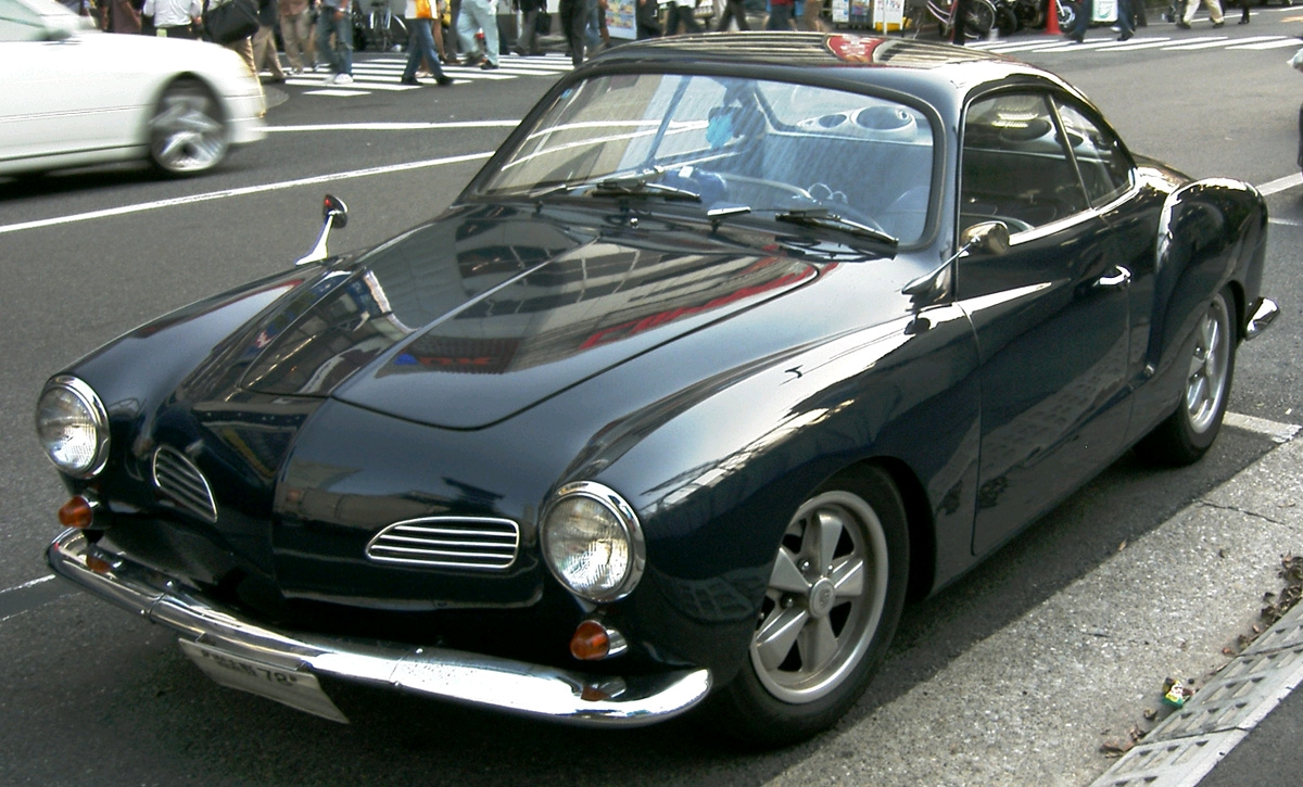 Volkswagen karmann-ghia photo - 2