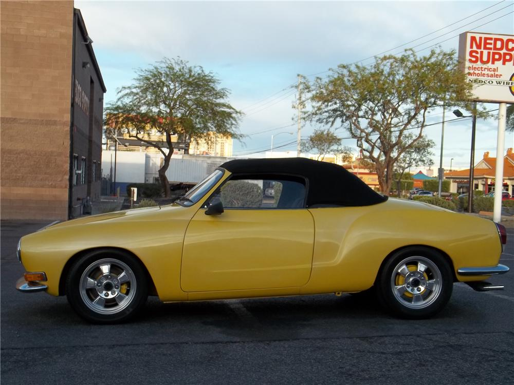 Volkswagen karmann-ghia photo - 5