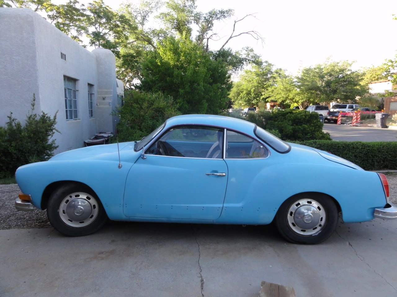 Volkswagen karmann-ghia photo - 7
