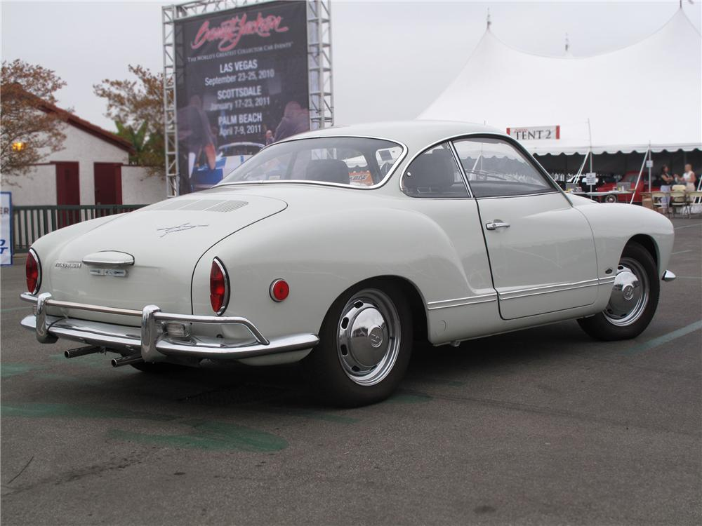 Volkswagen karmann-ghia photo - 9