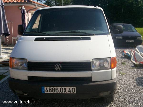 Volkswagen lieferwagen photo - 2