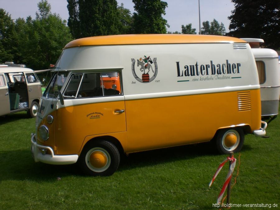 Volkswagen lieferwagen photo - 5