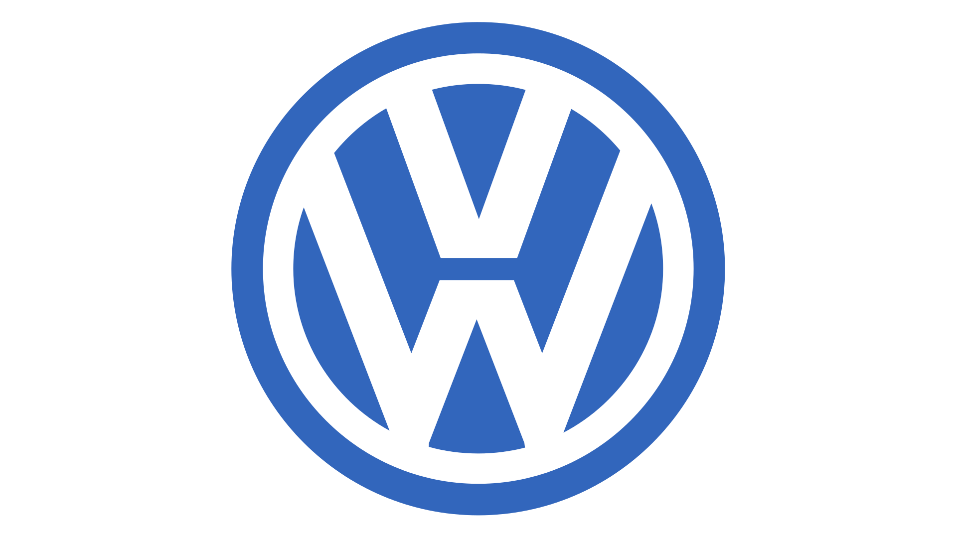 Volkswagen logo photo - 3