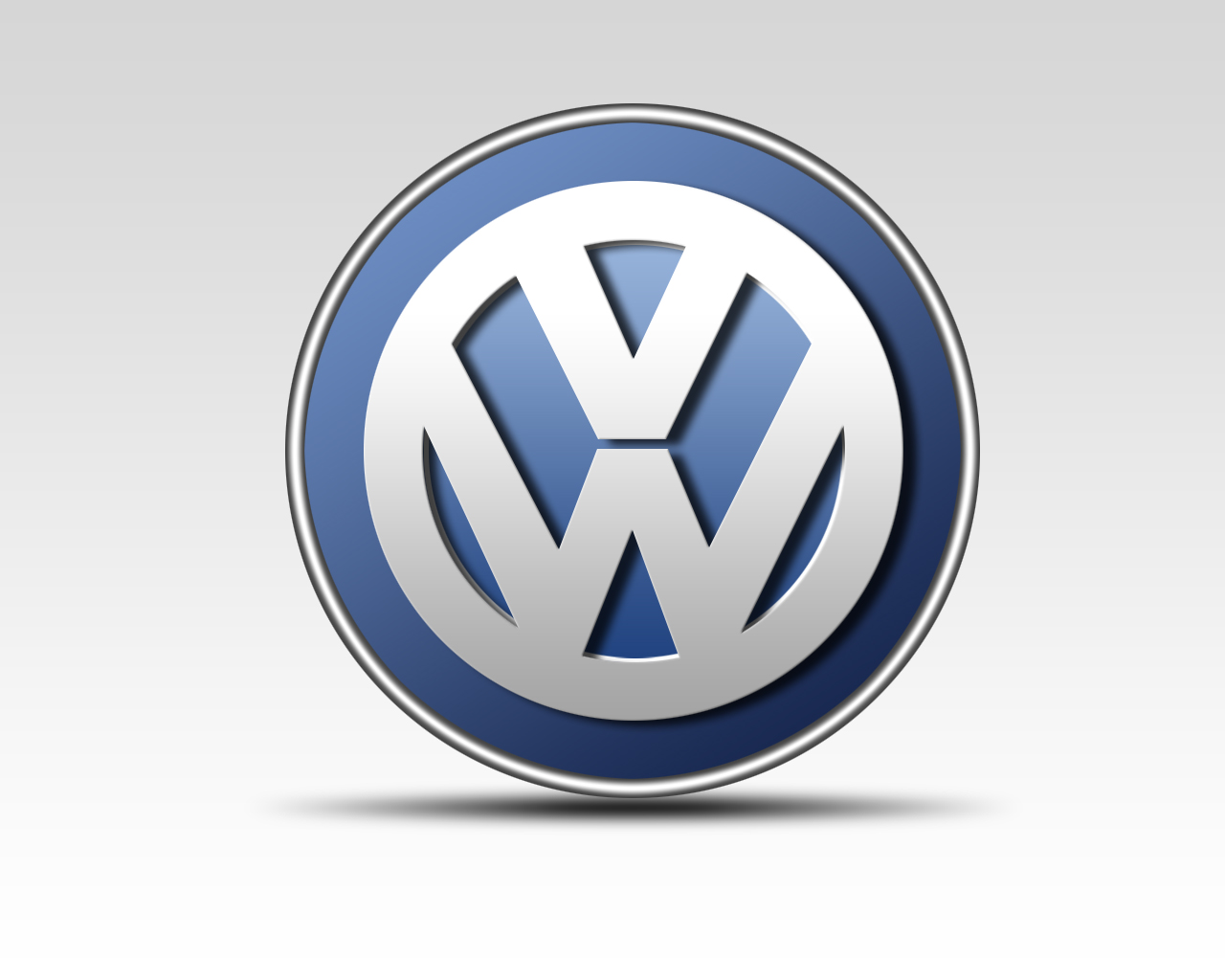 Volkswagen logo photo - 6