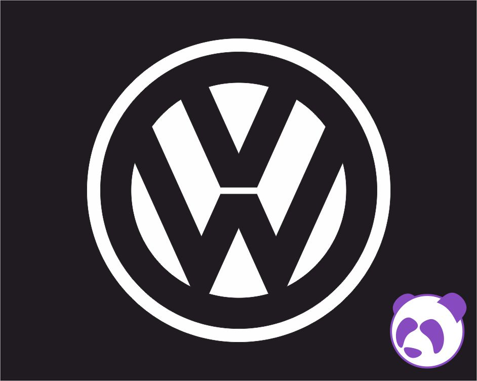 Volkswagen logo photo - 8
